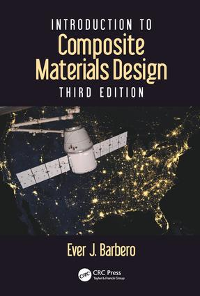 Introduction to Composite Materials Design: 3rd Edition (Hardback) book cover