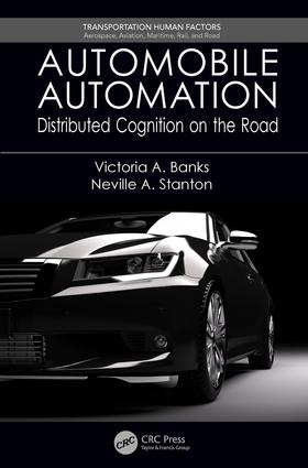 Automobile Automation: Distributed Cognition on the Road book cover