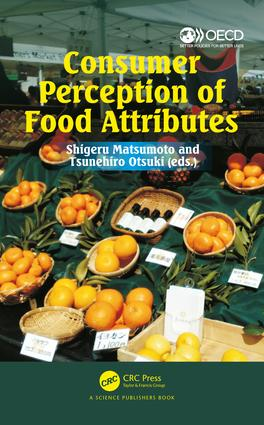 Consumer Perception of Food Attributes: 1st Edition (Hardback) book cover