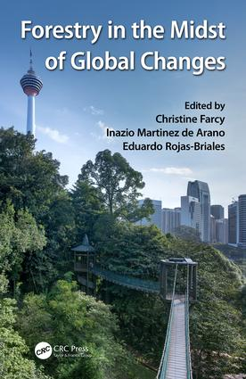 Forestry in the Midst of Global Changes book cover