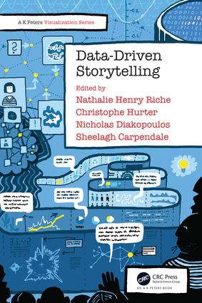Data-Driven Storytelling: 1st Edition (Paperback) book cover