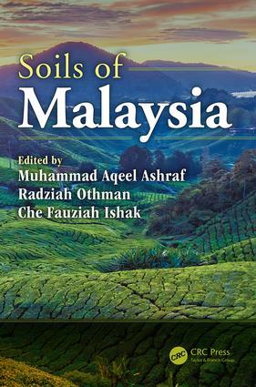 Soils of Malaysia (Hardback) book cover