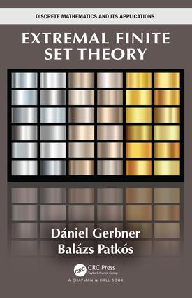 Extremal Finite Set Theory: 1st Edition (Hardback) book cover