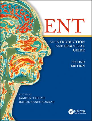 ENT: An Introduction and Practical Guide: 2nd Edition (Paperback) book cover