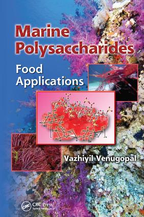 Marine Polysaccharides: Food Applications, 1st Edition (Paperback) book cover