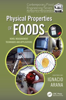 Physical Properties of Foods: Novel Measurement Techniques and Applications book cover