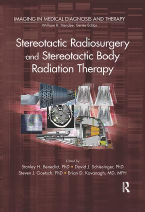 Stereotactic Radiosurgery and Stereotactic Body Radiation Therapy book cover
