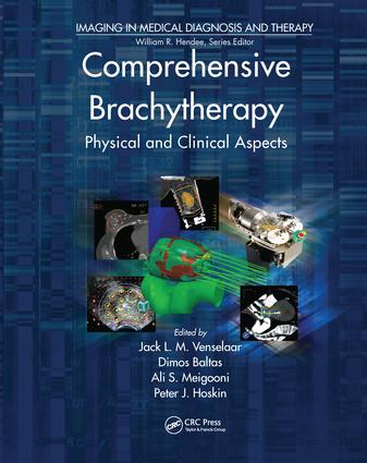 Comprehensive Brachytherapy: Physical and Clinical Aspects, 1st Edition (Paperback) book cover