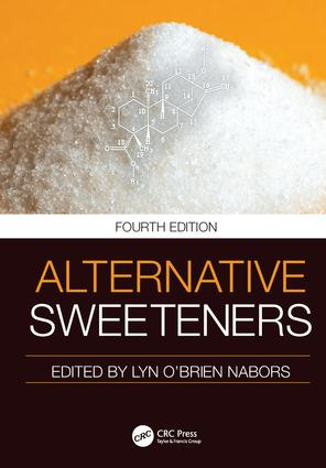 Alternative Sweeteners: 4th Edition (Paperback) book cover