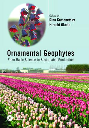 Ornamental Geophytes: From Basic Science to Sustainable Production, 1st Edition (Paperback) book cover