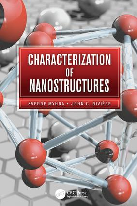 Characterization of Nanostructures: 1st Edition (Paperback) book cover