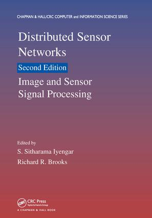 Distributed Sensor Networks, Second Edition: Image and Sensor Signal Processing book cover