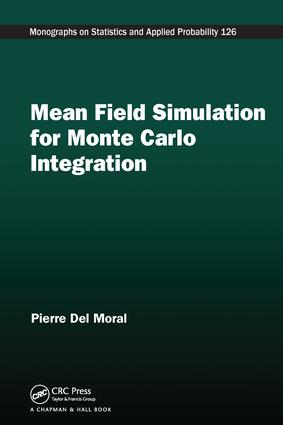 Mean Field Simulation for Monte Carlo Integration