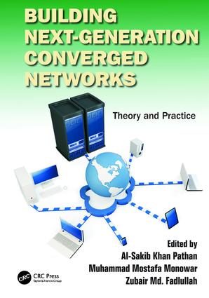 Building Next-Generation Converged Networks: Theory and Practice, 1st Edition (Paperback) book cover