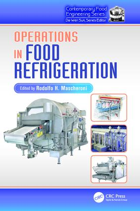 Operations in Food Refrigeration: 1st Edition (Paperback) book cover