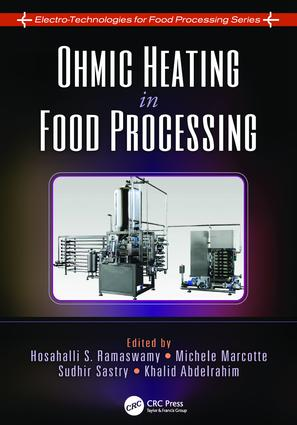 Ohmic Heating in Food Processing: 1st Edition (Paperback) book cover