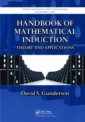 Handbook of Mathematical Induction: Theory and Applications, 1st Edition (Paperback) book cover