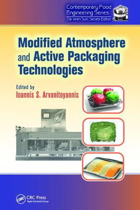 Modified Atmosphere and Active Packaging Technologies book cover