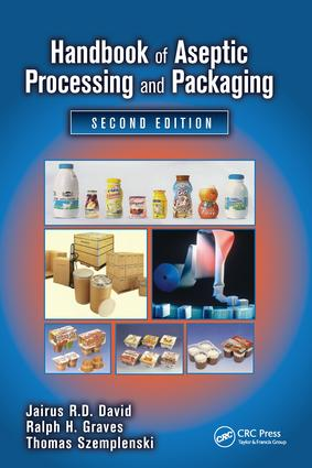 Handbook of Aseptic Processing and Packaging: 2nd Edition (Paperback) book cover