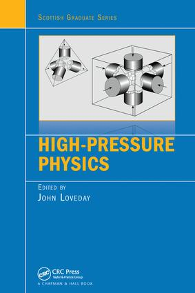 High-Pressure Physics book cover
