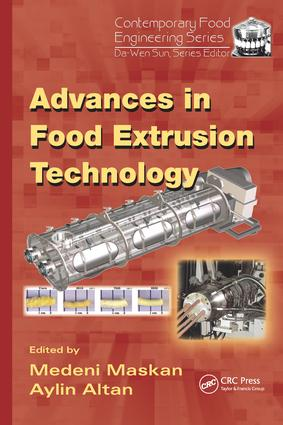 Advances in Food Extrusion Technology: 1st Edition (Paperback) book cover