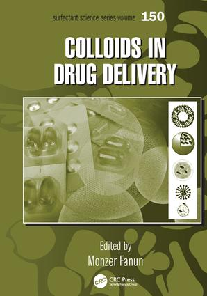 Colloids in Drug Delivery book cover