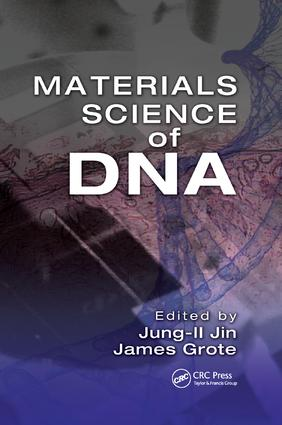 Materials Science of DNA: 1st Edition (Paperback) book cover