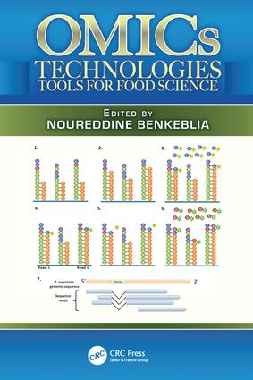 OMICs Technologies: Tools for Food Science, 1st Edition (Paperback) book cover