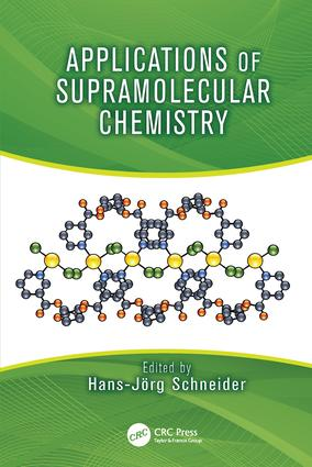 Applications of Supramolecular Chemistry: 1st Edition (Paperback) book cover