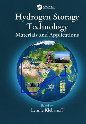 Hydrogen Storage Technology: Materials and Applications, 1st Edition (Paperback) book cover