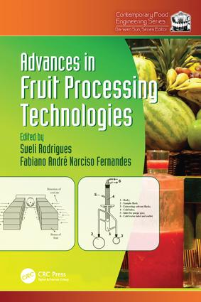 Advances in Fruit Processing Technologies book cover