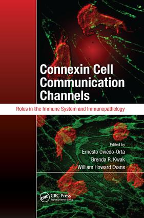 Connexin Cell Communication Channels: Roles in the Immune System and Immunopathology book cover