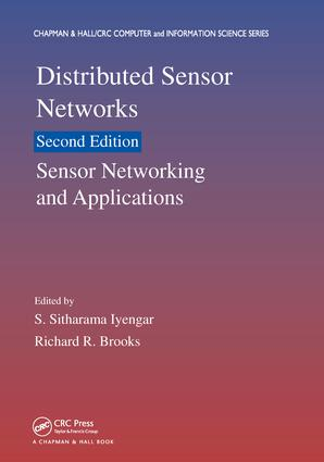 Distributed Sensor Networks: Sensor Networking and Applications (Volume Two), 2nd Edition (Paperback) book cover