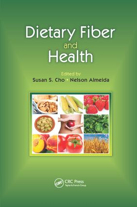 Dietary Fiber and Health: 1st Edition (Paperback) book cover