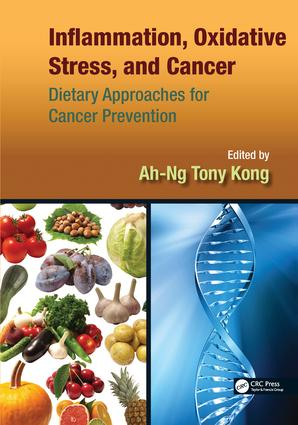 Inflammation, Oxidative Stress, and Cancer: Dietary Approaches for Cancer Prevention, 1st Edition (Paperback) book cover