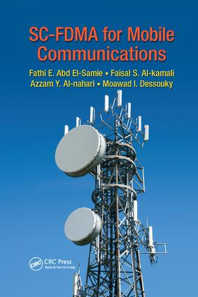 SC-FDMA for Mobile Communications: 1st Edition (Paperback) book cover