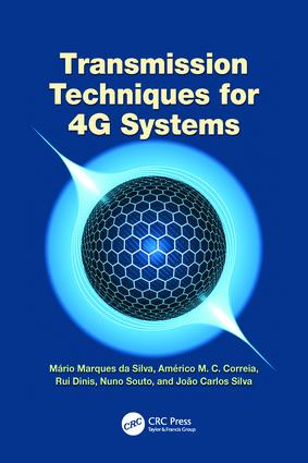 Transmission Techniques for 4G Systems: 1st Edition (Paperback) book cover