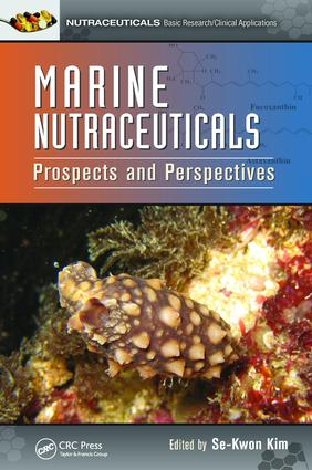 Marine Nutraceuticals: Prospects and Perspectives book cover