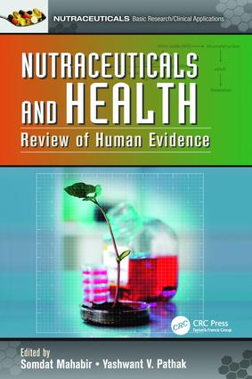 Nutraceuticals and Health: Review of Human Evidence book cover
