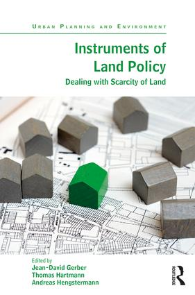 Instruments of Land Policy: Dealing with Scarcity of Land book cover