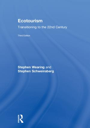 Ecotourism: Transitioning to the 22nd Century book cover