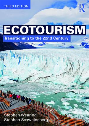 Ecotourism: Transitioning to the 22nd Century, 3rd Edition (Paperback) book cover