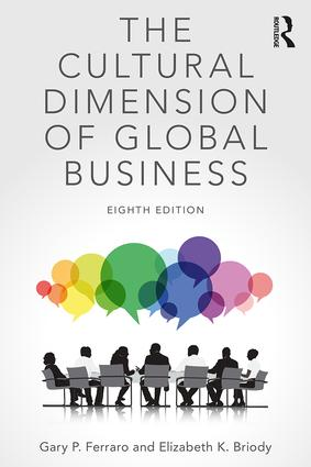 The Cultural Dimension of Global Business: 8th Edition (Paperback) book cover