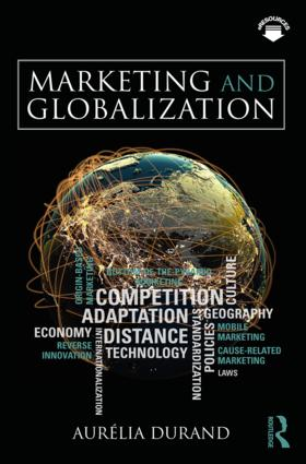 Marketing and Globalization: 1st Edition (Paperback) book cover
