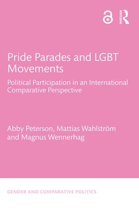Pride Parades and LGBT Movements: Political Participation in an International Comparative Perspective book cover