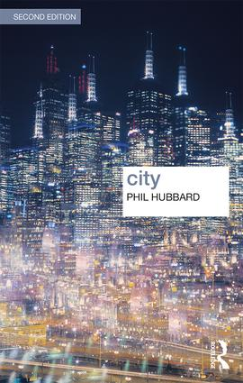 City book cover