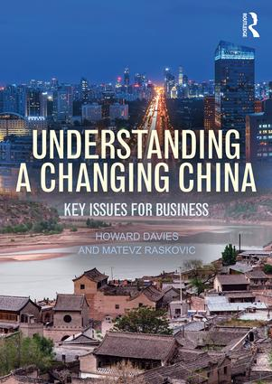 Understanding a Changing China: Key Issues for Business, 1st Edition (Paperback) book cover