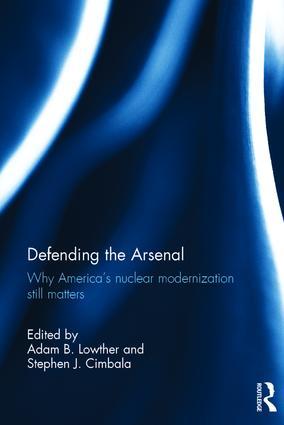 Defending the Arsenal (Hardback) book cover