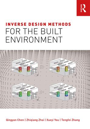 Inverse Design Methods for the Built Environment (Hardback) book cover