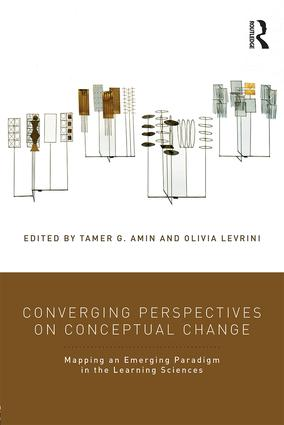 Converging Perspectives on Conceptual Change: Mapping an Emerging Paradigm in the Learning Sciences book cover